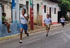 Calzado Kids Race