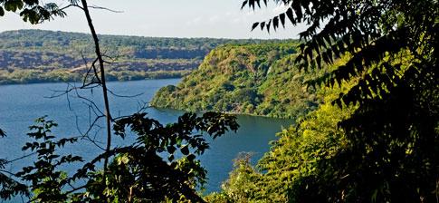 Picture: Lake Masaya, Nicaragua