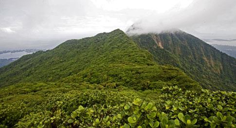 Mombacho Volcano in Nicaragua
