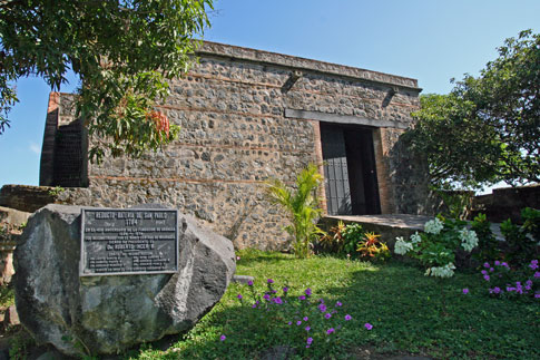 Castillo San Pablo (Spanish fortress), Las Isletas de Granada, Nicaragua