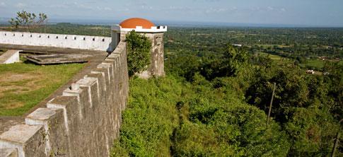 Coyotepe Prison, Nicaragua