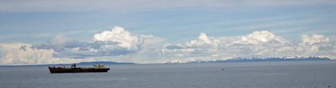 Straits of Magellan, Punta Arenas