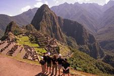 IncaRunners at Machu Picchu
